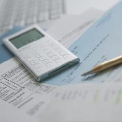 Tax with calculator