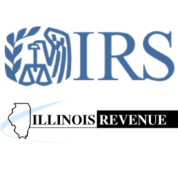 2018 Federal and Illinois State Tax Information for Visual ContrAcct